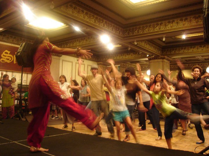 interactive dances