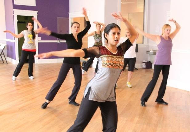 Bollywood Groove Classes