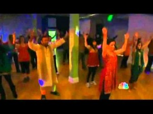Bollywood Groove on NBC!