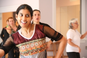 Bollywood Groove Instructor