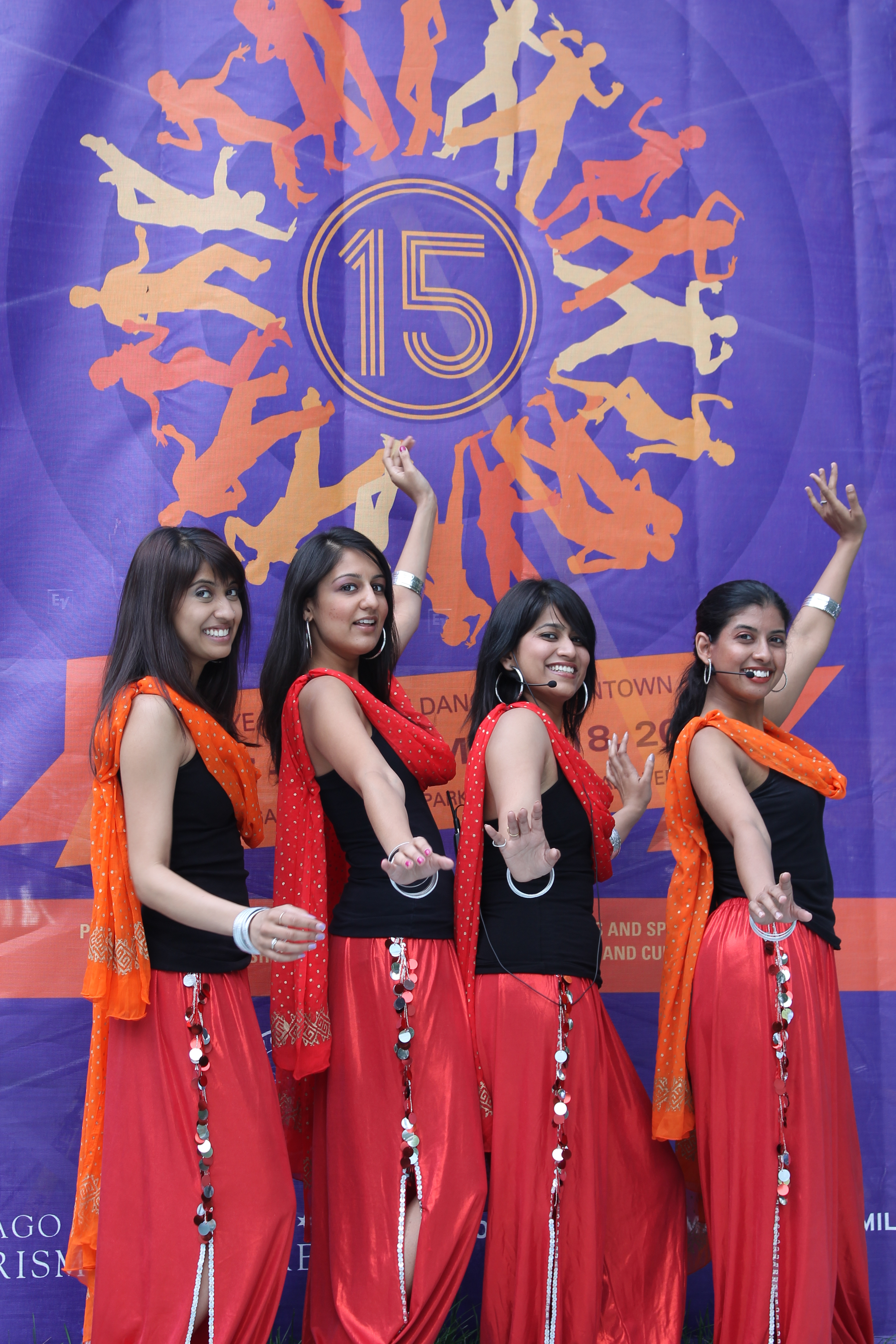 Chicago SummerDance with Bollywood Groove
